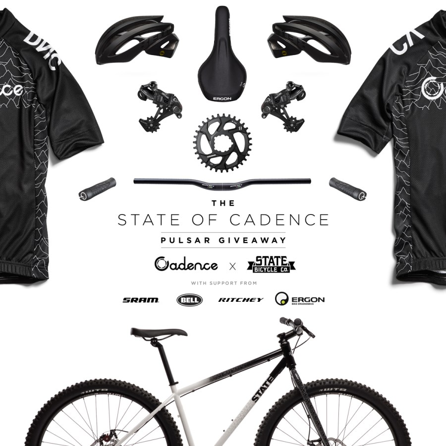 cadence state bicycle co contest