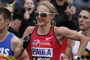 Paula Radcliffe's 2015 London Marathon Time in Context