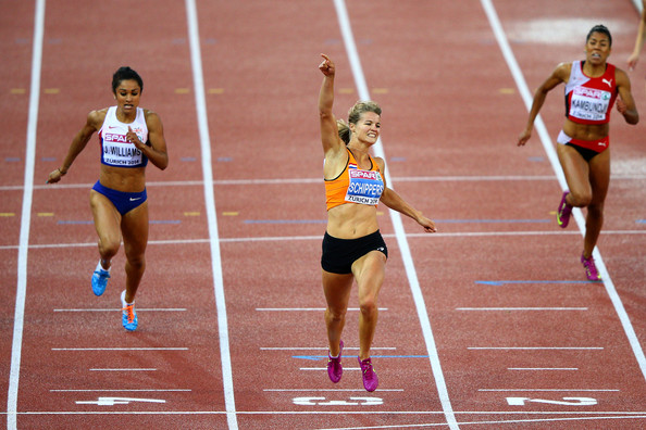 Dafne+Schippers+22nd+European+Athletics+Championships+5kLqnxCX14ol