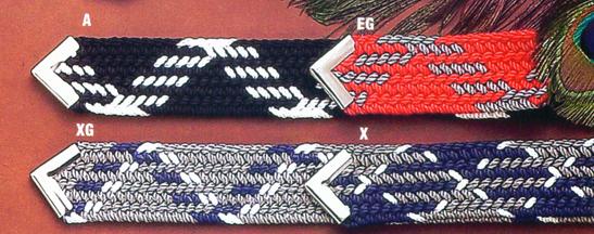 Inch Web Belts U Navy 1 S