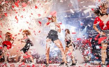 LONDON: อัดแน่นเต็มวันกับสุดยอดดนตรีป๊อปในงาน Summertime Ball 2014