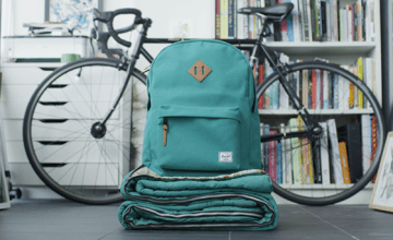 Booooooom x Herschel Supply Co. Limited Edition Backpack