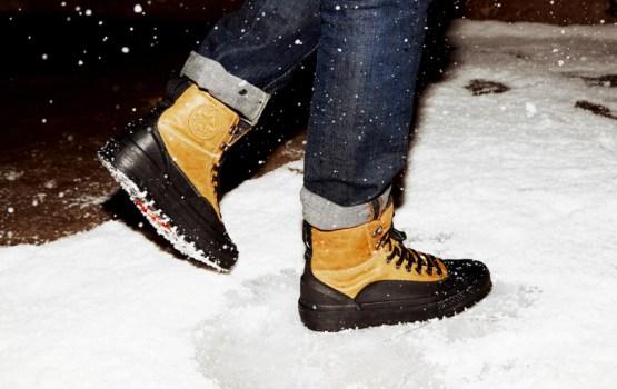 Converse เปิดตัวบู๊ทฤดูหนาวรุ่นใหม่ Chuck Taylor All Star Tekoa