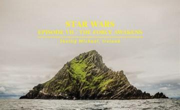 "IRELAND: ""Skellig Michael"" เกาะ Star Wars จากกาแลคซี่อันไกลแสนไกล"