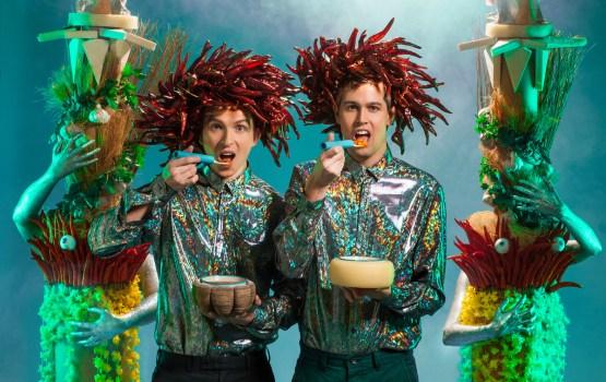 Bompas & Parr คู่หูนักจัดปาร์ตี้เล่นสนุกกับอาหารบุกกรุงเทพฯ