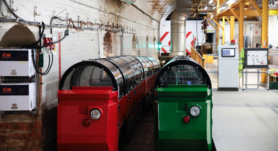 พาไปนั่งรถรางขนส่งไปรษณีย์ใต้ดินที่ The Postal Museum แห่งใหม่ของลอนดอน