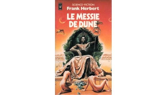 le messie de dune frank herbert