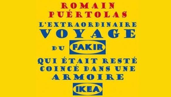 l'extraordinaire voyage du fakir qui était resté coincé dans une armoire ikea romain puertolas