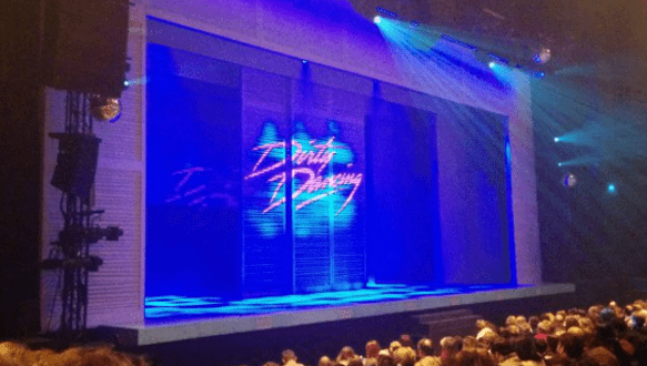 dirty dancing palais des sports