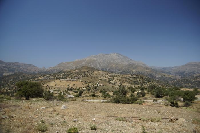 vallée d'Amari mont Ida