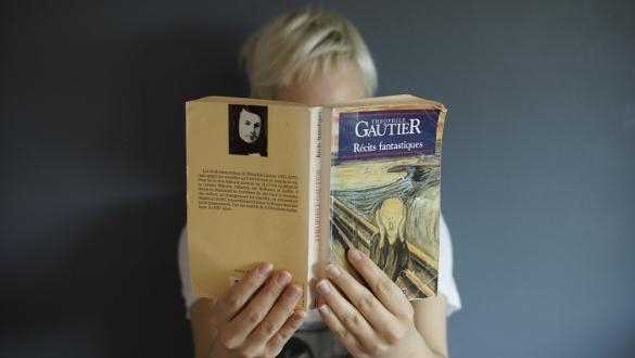 récits fantastiques théophile gautier