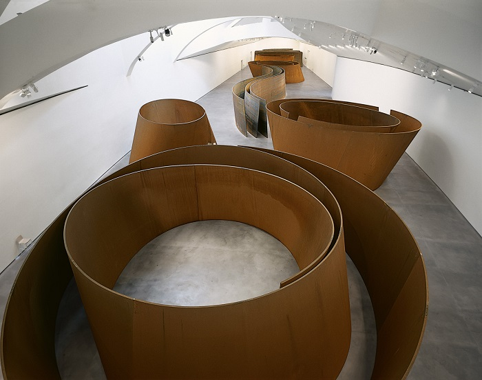 La matière du temps, Richard Serra
