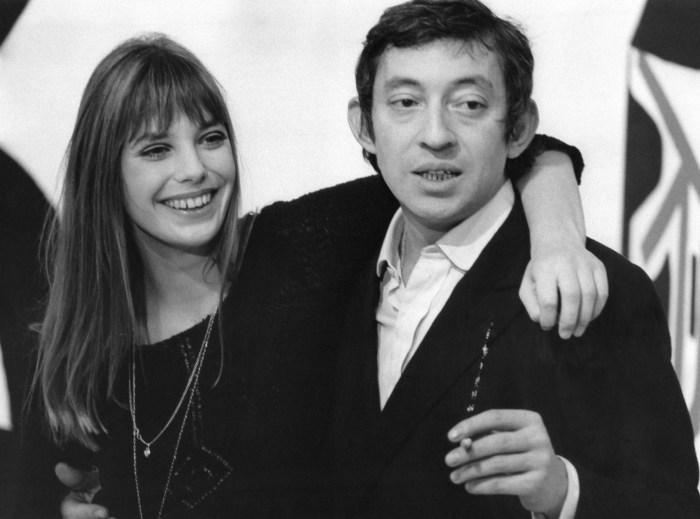expo Serge Gainsbourg Jane Birkin galerie de l'instant
