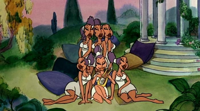 12 travaux d'Astérix île du plaisir