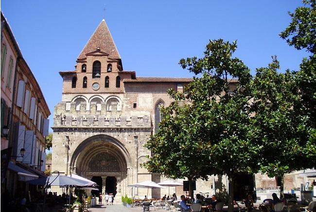 Eglise Saint-Pierre, Moissac
