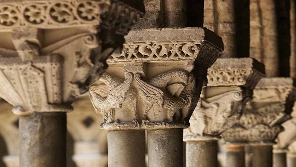 Cloitre de l'abbaye de Moissac4