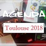 angenda toulouse 2018