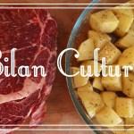bilan culturel viande