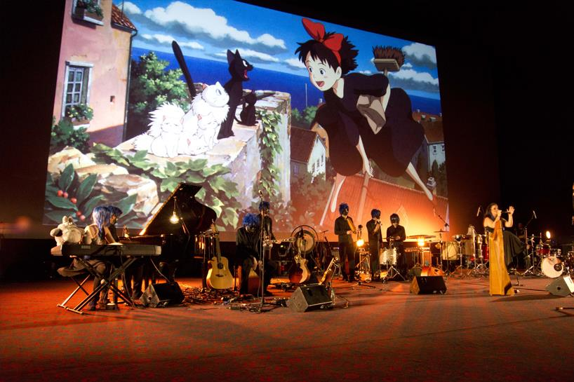 miyazaki neko light orchestra
