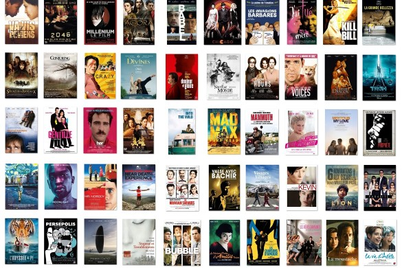 50 films depuis 2000