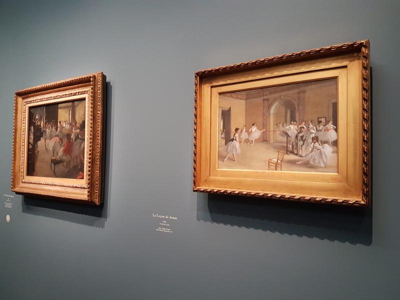 degas à l'opéra exposition musée d'orsay