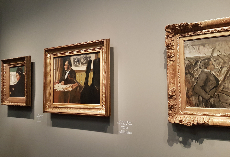 exposition degas à l'opéra musée d'orsay