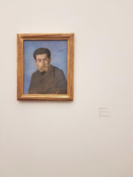 huysmans critique d'art exposition musée d'orsay