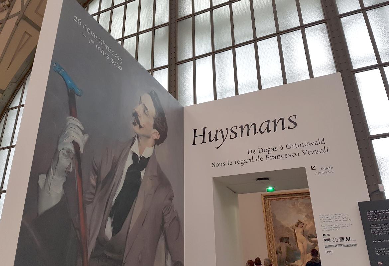 huysmans critique d'art exposition musée d'orsay avis critique