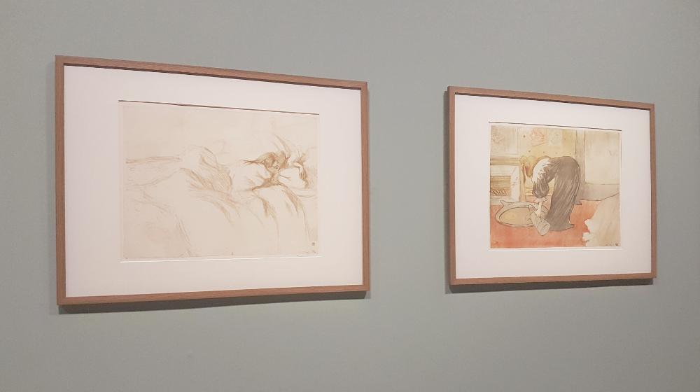 Toulouse Lautrec résolument moderne exposition galeries nationales grand palais exposition avis critique