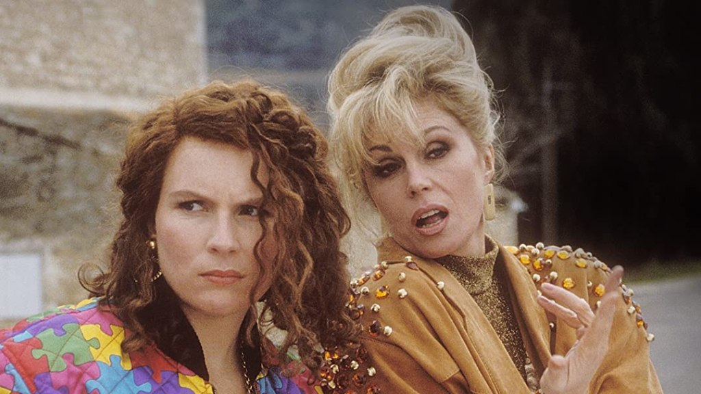 serie incontournable absolutely fabulous