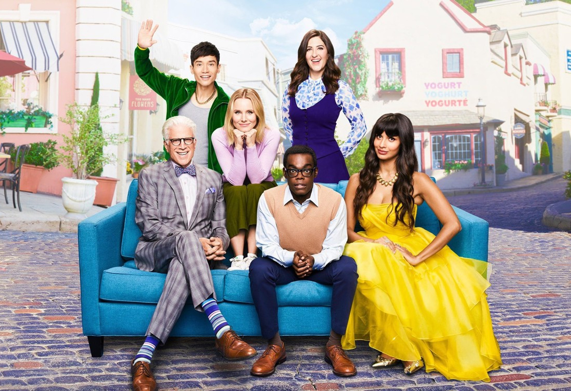 the good place série avis critique