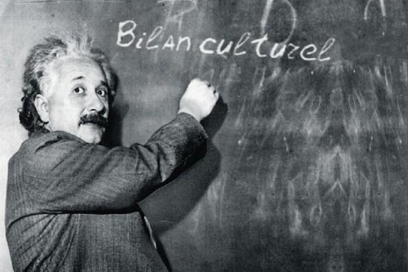 bilan culturel einstein