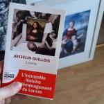 Louvre josselin Guillois avis critique