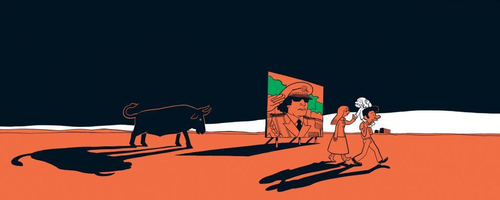 l'arabe du futur riad sattouf avis critique
