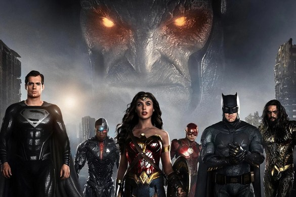 Zack Snyder s justice league