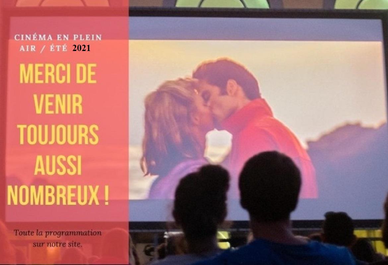 cinema en plein air cinematheque de toulouse 2021