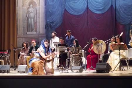 L'ensemble Come to my home a Villa Torlonia