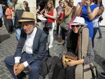 concerto itinerante roma - spiritual bridges 2015 - Driss Mdaghri Alaoui