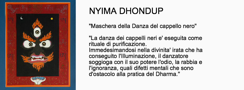 Nyima Dhondup - Mostra Spiritual Bridges