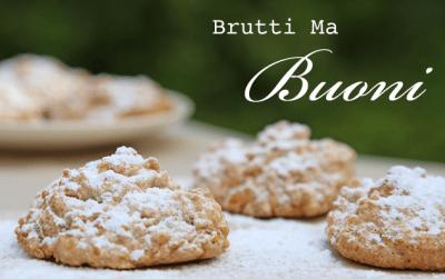Italian Christmas Cookies: Brutti ma Buoni