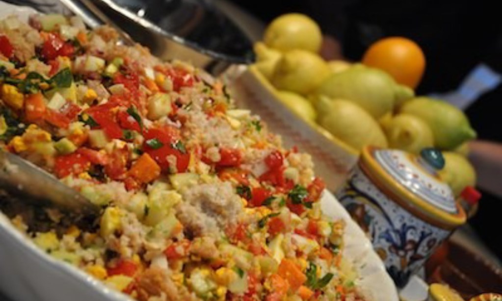 Panzanella summer recipes
