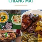 Vegan Restaurant in Chiang Mai