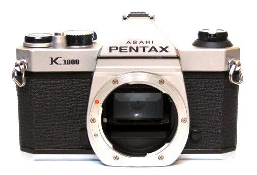 pentax k1000 review