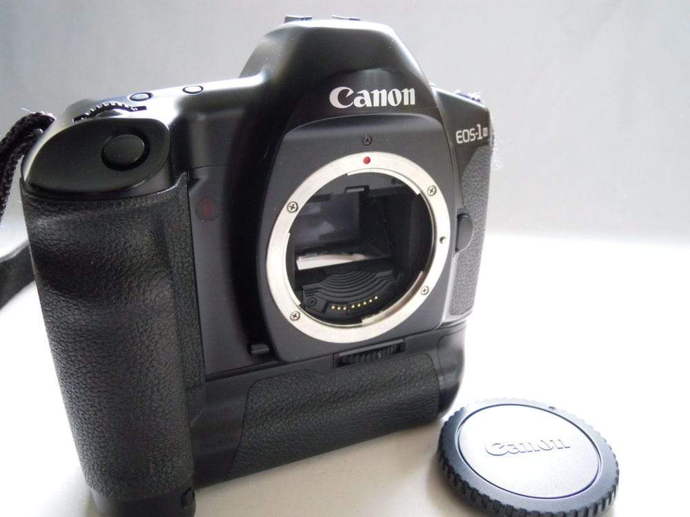 canon eos1n review