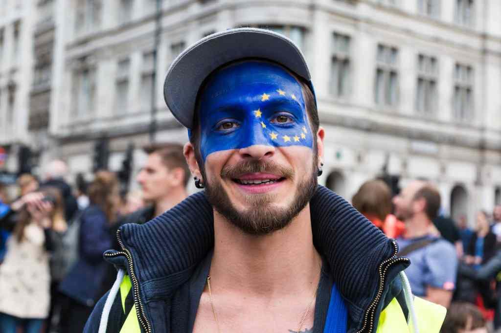 POV Street Photography: London BREXIT Protest