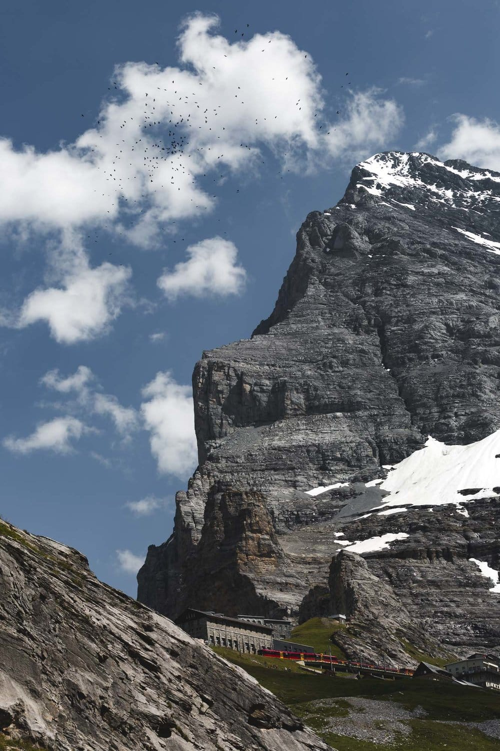 North Face of The Eiger
