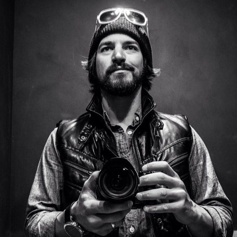 Portrait of Scott from 500px