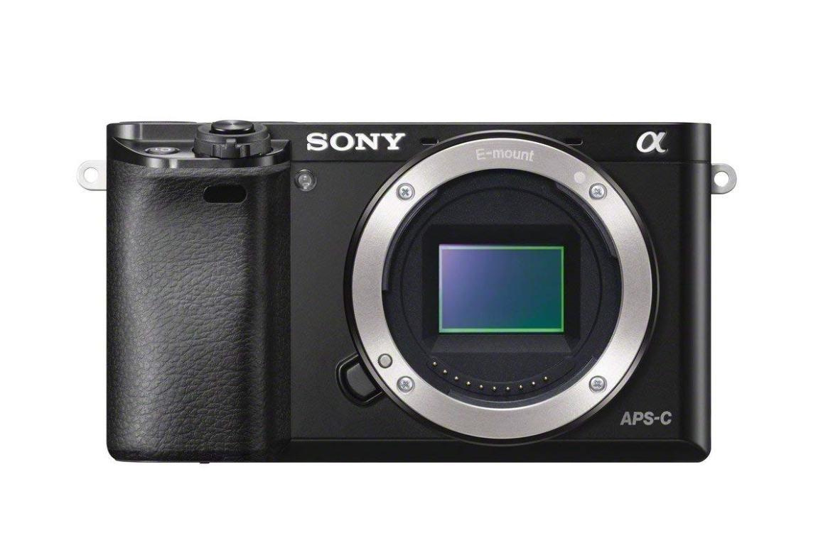 Sony A6000 best budget mirrorless camera