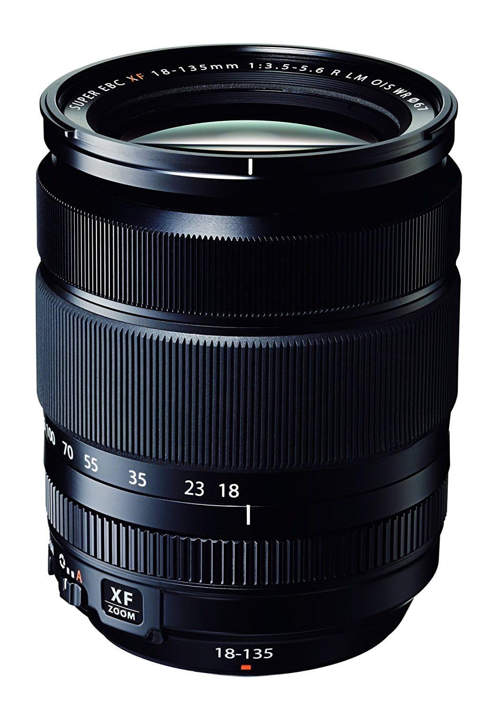 best fuji travel lens