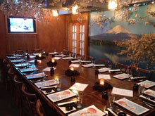 The Cultured Pearl Private Party Room
